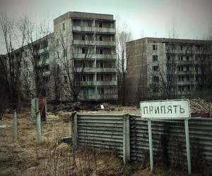 Мёртвый город Припять, Чернобыль