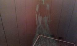 Призрак в лифте