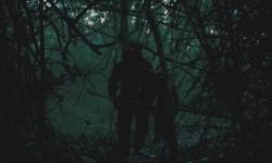 Существо в лесу