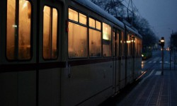 Трамвай № 25