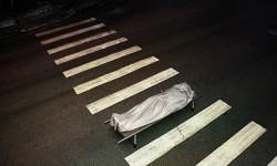 Покойник на дороге