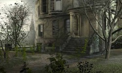 Дом-призрак