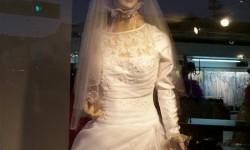 Манекен или труп невесты?