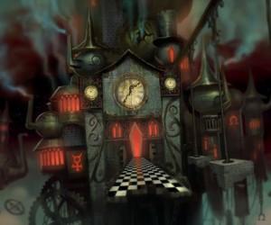 Магазин странных часов