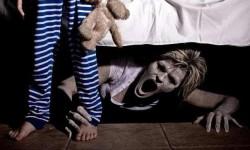 Призрак Линды под кроватью