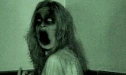 Призрак убитой женщины