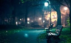 Ведьма в парке