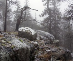 Загадки карельской горы Воттоваара